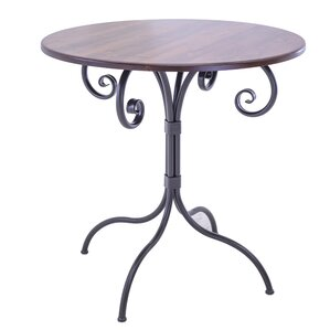 Waterbury Pub Table by Stone County Ironworks