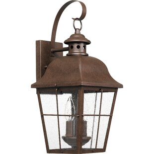 Danielson 2-Light Outdoor Wall Lantern