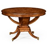 Windsor Biedermeier Solid Wood Dining Table by Jonathan Charles Fine Furniture