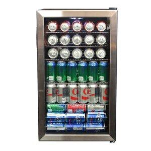 18.25-inch 3.4 cu. ft. Undercounter Beverage Center