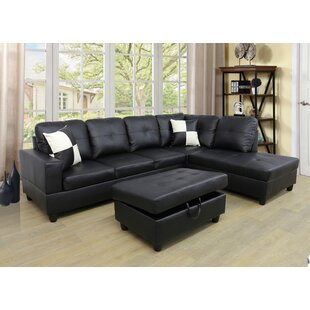 Cokato Sectional with Ottoman