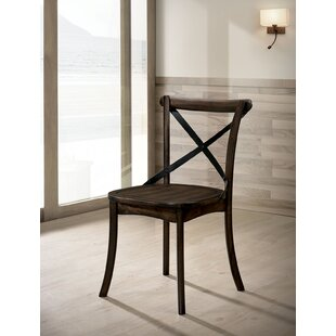 Vivaan Dining Chair (Set of 2) Gracie Oaks