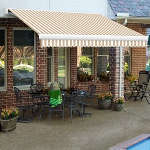 Awntech Key West Cassette Retractable Patio Awning