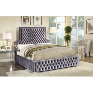 Find Schroeder Upholstered Platform Bed by Rosdorf Park Reviews (2019) & Buyer's Guide