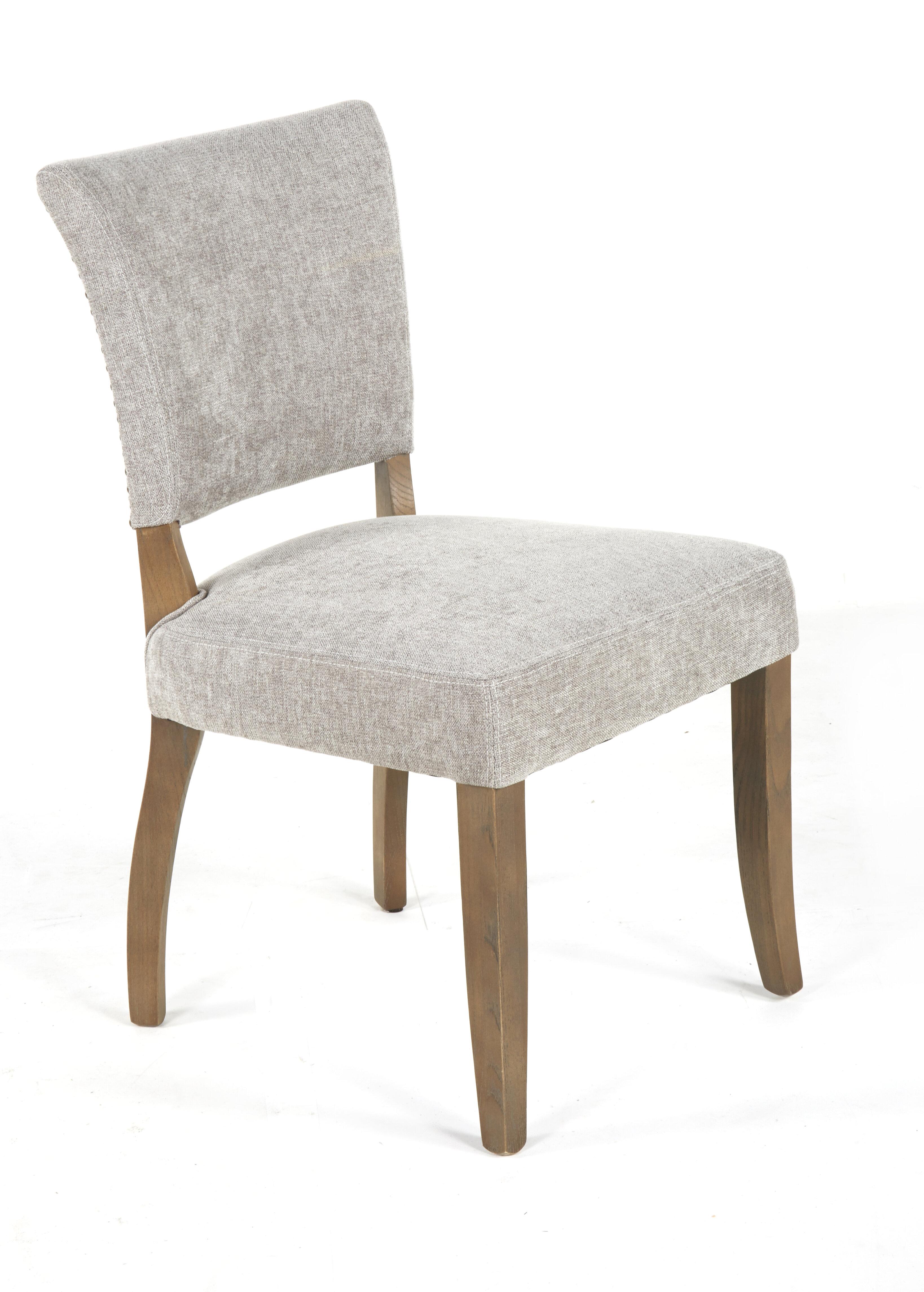 One Allium Way Burks Upholstered Dining Chair Wayfair