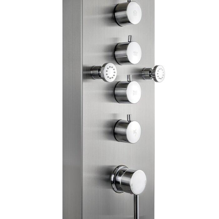 AKDY Pressure Balance Diverter/Dual Function/Volume Control ...