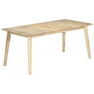 Antonio Dining Table By Union Rustic