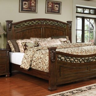Paola Panel Bed by Charlton Home