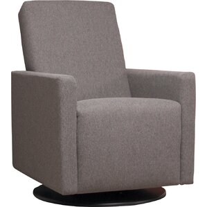 Lungo Swivel Glider by Dutailier