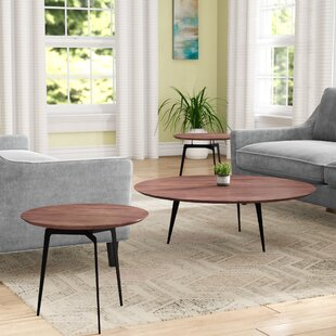 Lipscomb 3 Piece Coffee Table Set