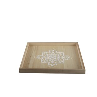 2 Piece Serving Tray (Set Of 2) By Aulica