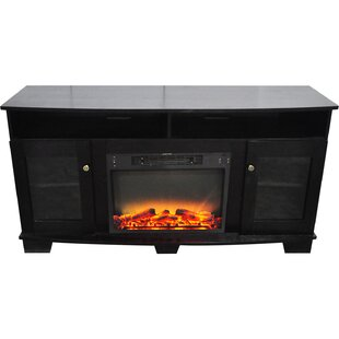Ackermanville Electric Fireplace