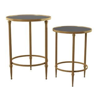 Samir 2 Piece Nesting Tables