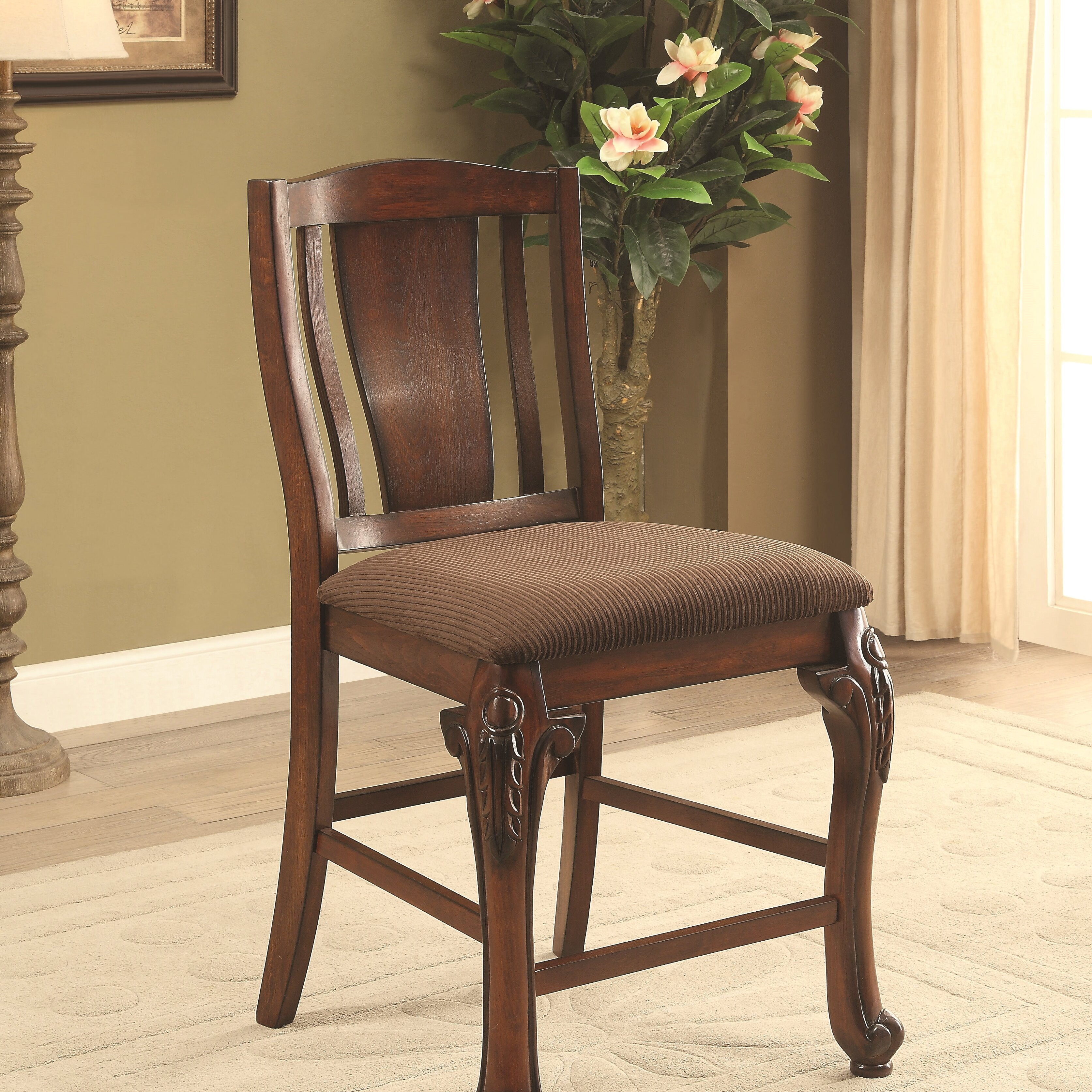 Groovy Dominey Traditional Dining Chair Squirreltailoven Fun Painted Chair Ideas Images Squirreltailovenorg