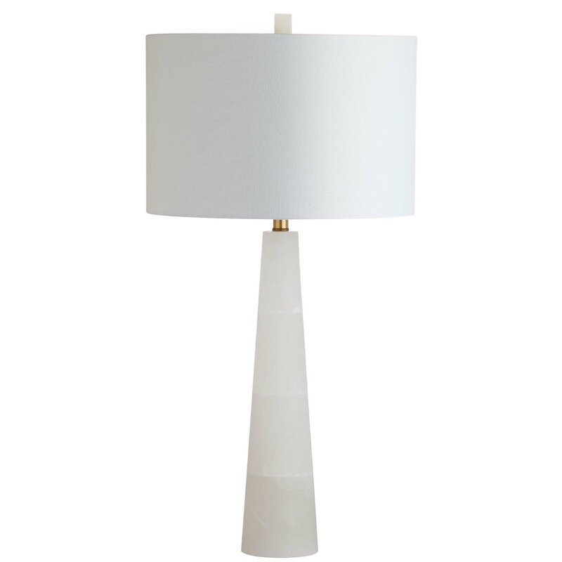 """Ritchey Alabaster 30"""" Standard Table Lamp"""