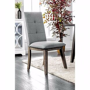 Leithgow Modern Dining Chair (Set of 2) Brayden Studio