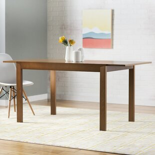 Low priced Deltona Extendable Dining Table By Langley Street