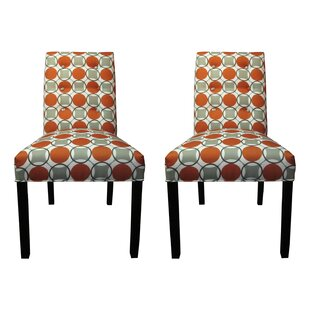 Kacey Side Chair Set of 2 by Sole Designs