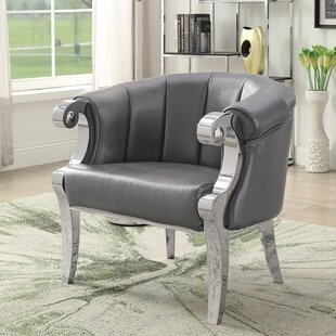 Everly Quinn Fort Washington Downrightly Intriguing Barrel Chair