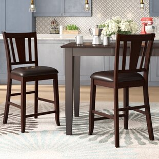 Birchover 7 Piece Counter Height Extendable Dining Set Red Barrel Studio