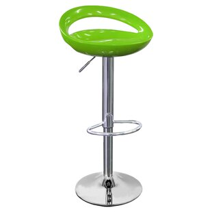 Basham Height Adjustable Bar Stool By Metro Lane