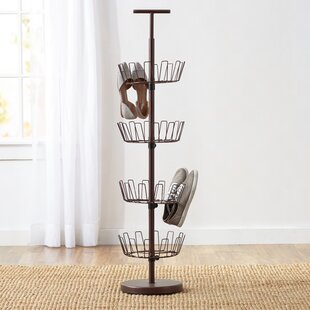 Top Wayfair Basics 24 Pair Shoe Rack By Wayfair Basics™