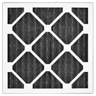 MERV 8 AC Pleated Replacement Furnace Air Filter (Set of 6)