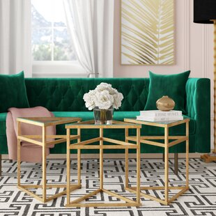 Find a Reynaldo 3 Piece Coffee Table Set by Willa Arlo Interiors