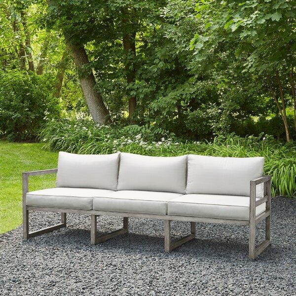 Monaco 3 Seat Sofa With Cushion Amp Reviews Allmodern