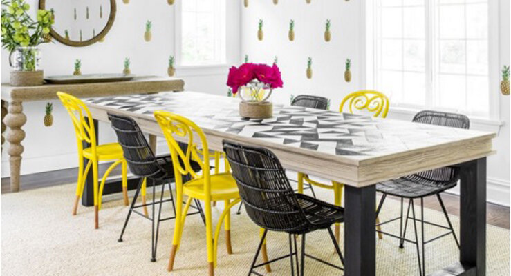 How To Mix And Match Dining Chairs Wayfair Co Uk