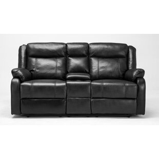 Shop Novia Reclining Sofa by Roundhill Furniture