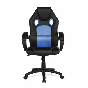 Linquist Swivel Gaming Chair by Ebern Designs