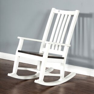 August Grove Fauver Rocking Chair