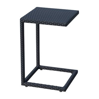 Onyx Wicker/Rattan Side Table by Panama Jack Outdoor Great Reviews