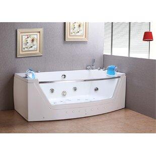 Whirlpool Tub Shower Combo Wayfair