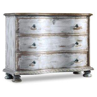Hooker Furniture Chatelet 3 Drawer Chest