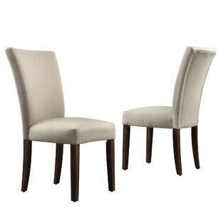 Mercury Row Roper Upholstered Side Chair (Set of 2)