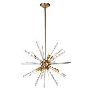 Mercer41 Islais 6-Light Sputnik Chandelier