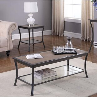 Cockrell Hill Coffee Table by Fleur De Lis Living