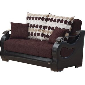 Illinois Chesterfield Loveseat by Beyan Signature