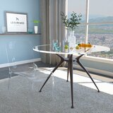 Maryln Stacking Side Chair by Orren Ellis