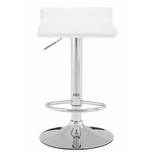 Youngston Carter Height Adjustable Bar Stool (Set Of 2) By Metro Lane
