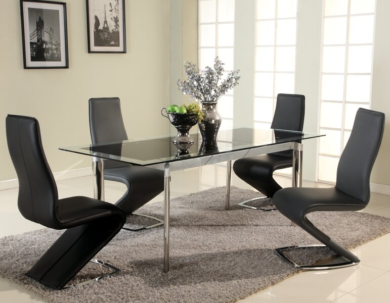 Chantaly Imports Chellsey Dining Table   Item# 7088