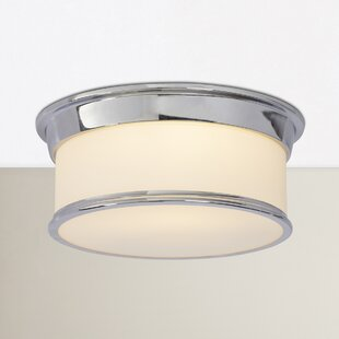 Shop For Midvale 2-Light Flush Mount By Andover Mills