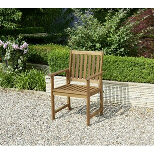 Edina Patio Dining Chair By Brambly Cottage