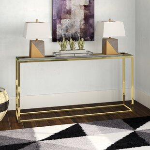 Everly Quinn Brierfield Console Table