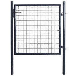 Rydal Garden 3' X 5' (1m X 1.5m) Metal Gate By Sol 72 Outdoor