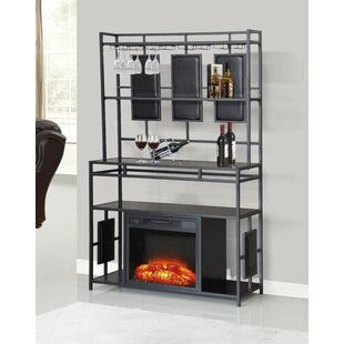 Alysa Fireplace by Latitude Run