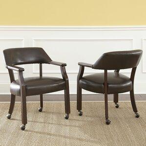 Maguire Captains Arm Chair