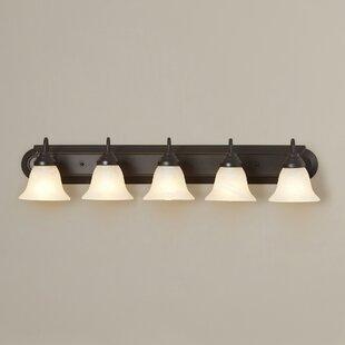 Three Posts Beveridge 5-Light Vanity Light